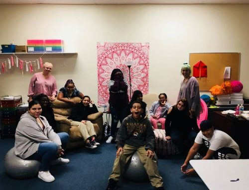 Meet Ms Glow and Ms Luna's MS Advisory ~ Fall 2018